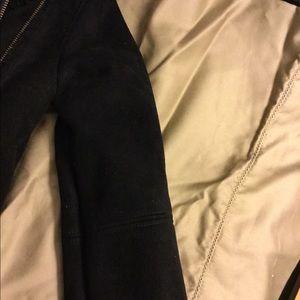 GAP Jackets & Coats - Toddler suede w/ faux fur  jacket